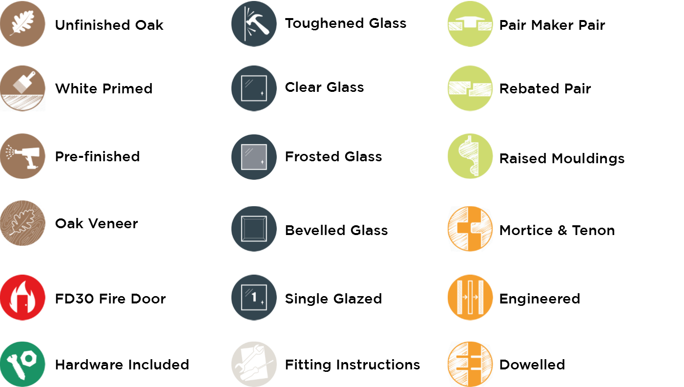 All product Icons