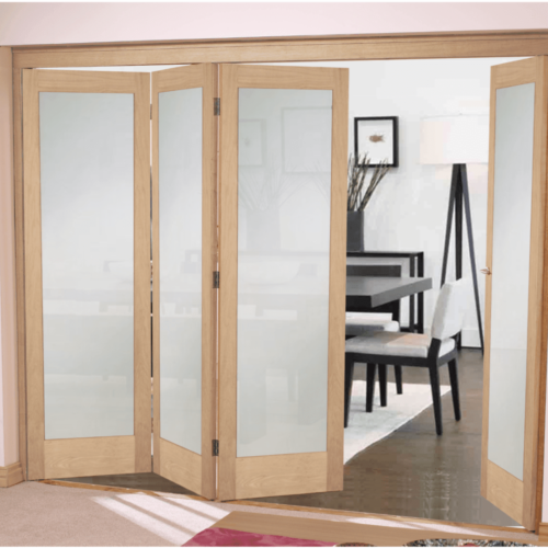 super popular 48f08 4a00f Internal Bifold Doors   Sliding Doors, Room Dividers   Green ...