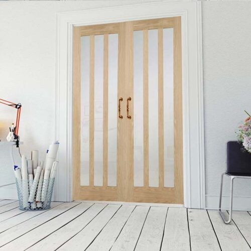Internal Double Door Pairs